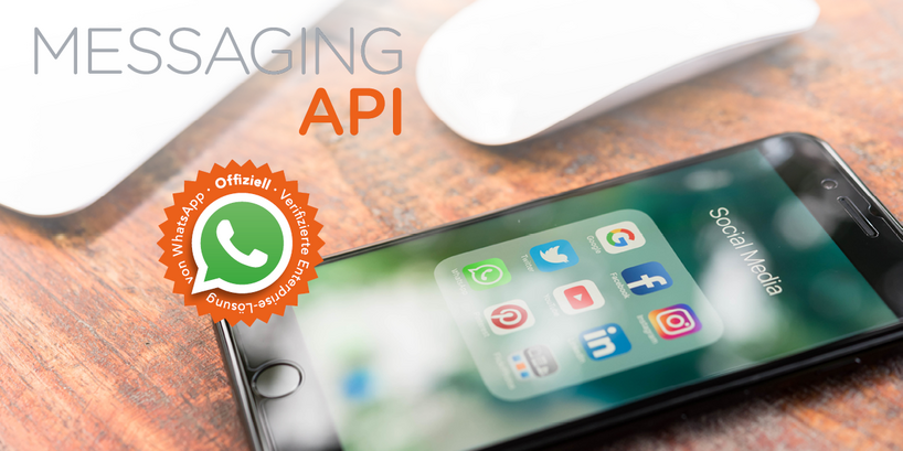 Integrating the novomind messaging API with XQi Engine to enable WhatsApp communication